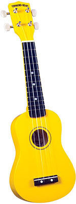 Diamond Head DU-104 Rainbow Soprano Ukulele
