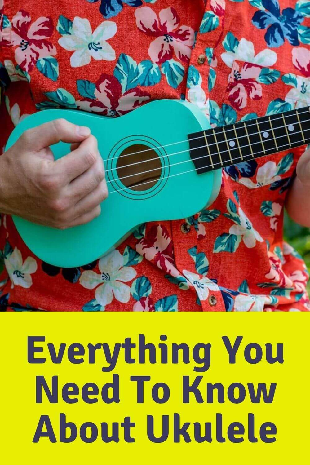 Everything You Need To Know About Ukulele