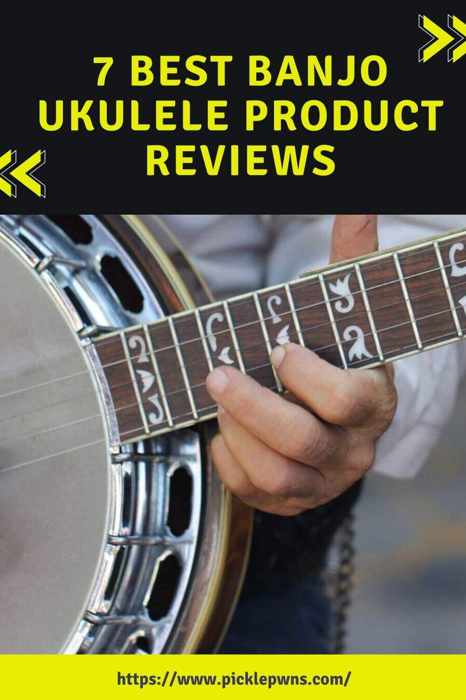 7 Best Banjo Ukulele Product Reviews