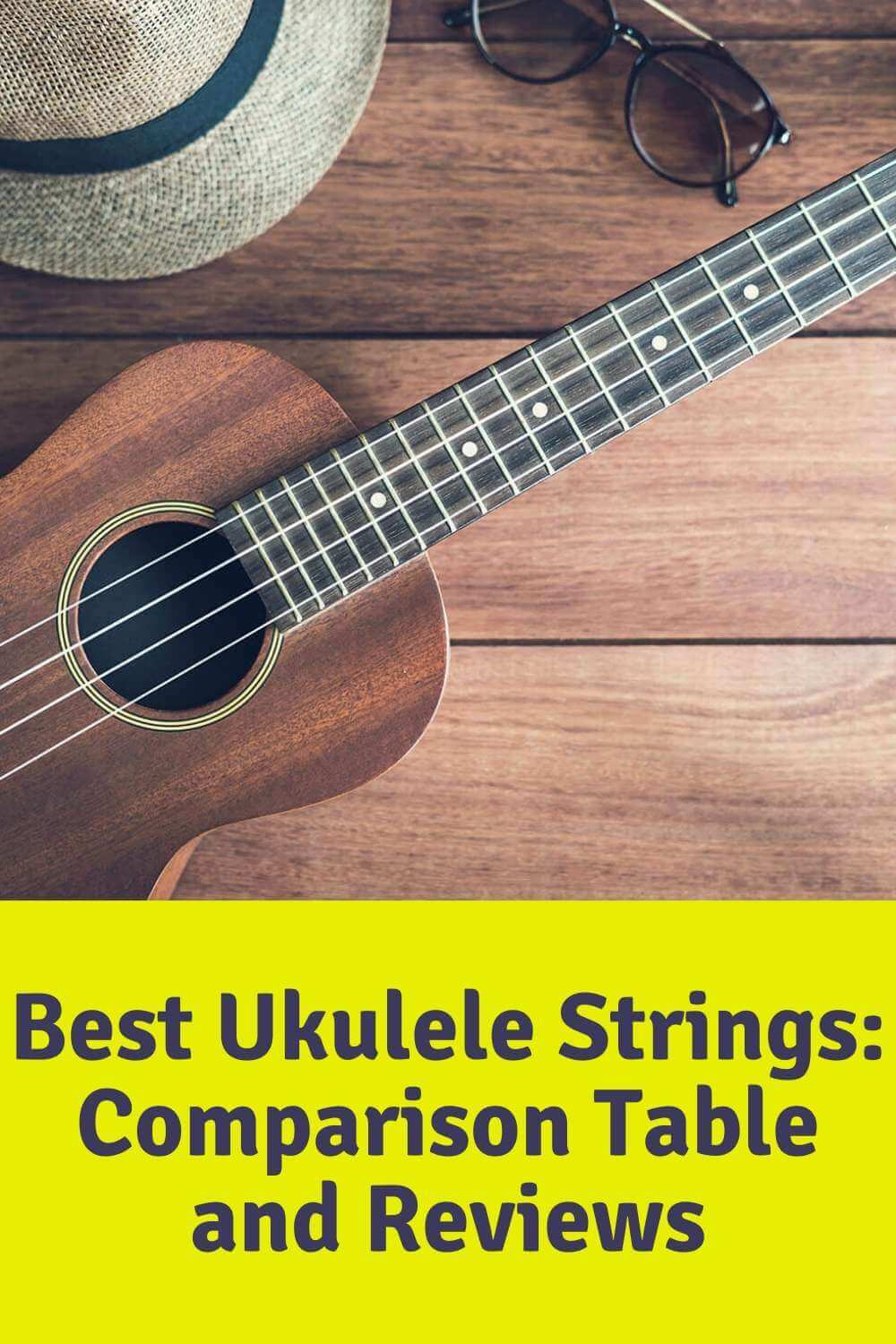 Best Ukulele Strings Comparison Table and Reviews