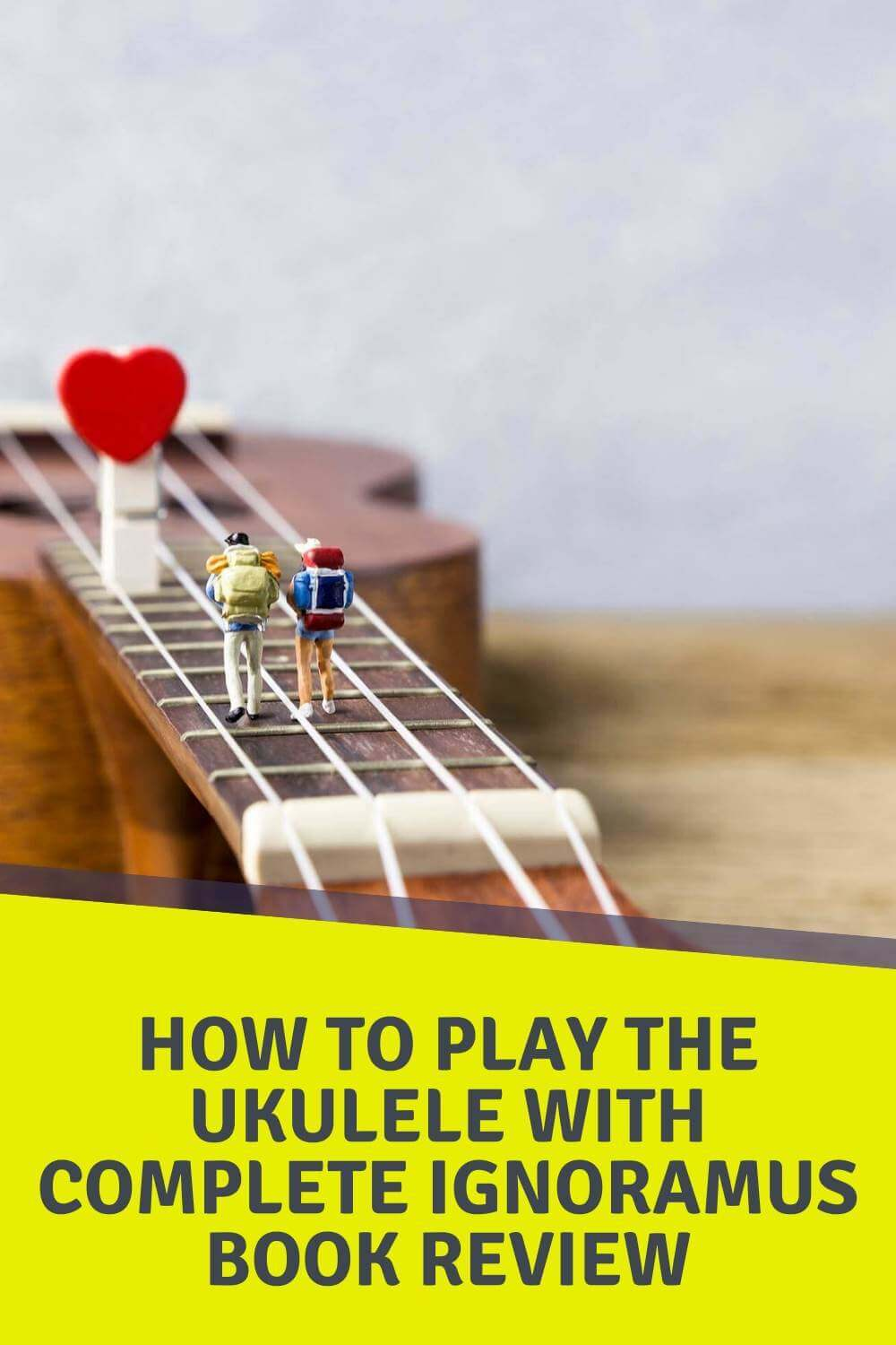 How to Play the Ukulele with Complete Ignoramus Book Review