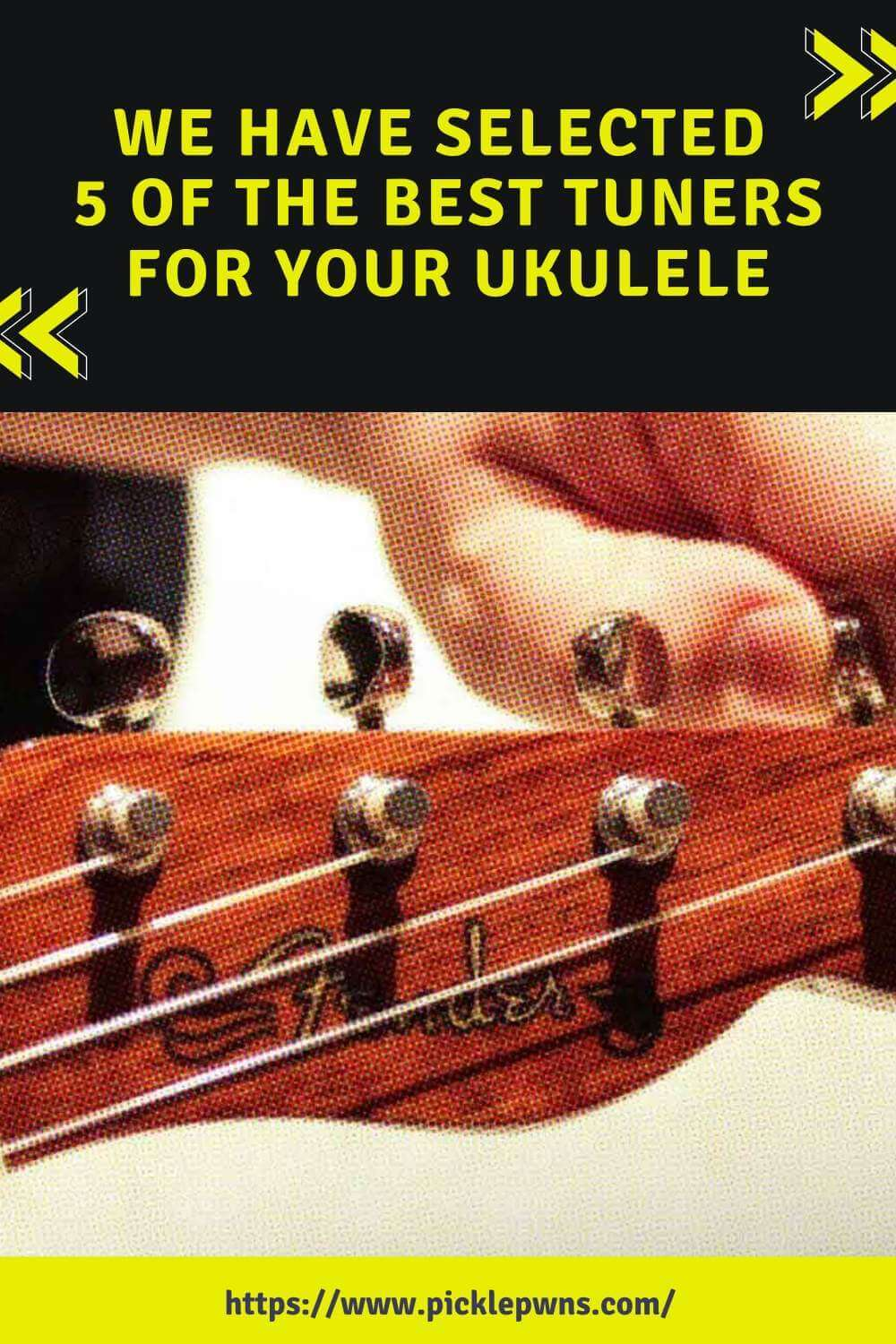 We Have Selected 5 Tuners for Your Ukulele
