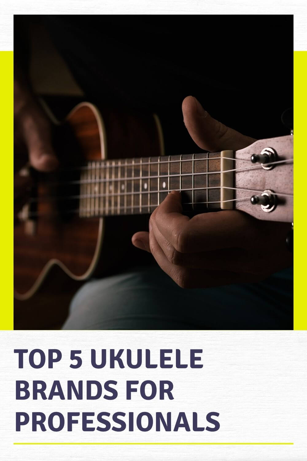 Top 5 Ukulele Brands for Professionals [+Reviews]
